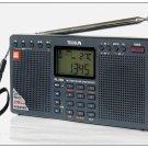 TECSUN PL-390 FM-STEREO/SW/MW/LW DSP Receiver (Black)