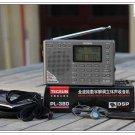 TECSUN PL-380 (Black) FM SW/ MW/LW DSP Radio Receiver