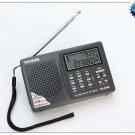Tecsun PL606 AM FM Longwave Shortwave World Band Radio Grey