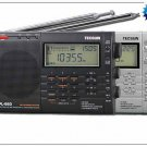 TECSUN PL660 S SSB/ AIR BD / DUAL CONV/ MULT BAND RADIO(Silver)