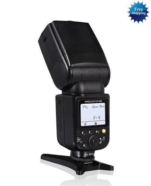 OLOONG SP690 SP-690 Speedlite flash Canon E-TTL II 1100D 600D