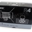 R-4 LED camcorder Video light with battery charger DSLR CAMERAS CAMCORDERS