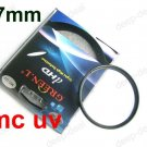 77 mm Multi Coated Ultraviolet MCUV MC UV Filter