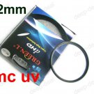62 mm Multi Coated Ultraviolet MCUV MC UV Filter