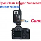 Opas Flash Trigger Transceiver for Canon speedlite Trigger shutter release