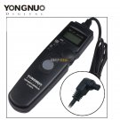 Yongnuo TC-80/C3 Timer Remote Shutter Canon 50D 40D 30D 5D II 1D 7D TC-80N3