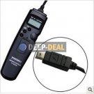 Yongnuo TC-80/N3 Timer Remote Shutter nikon D90 D5000 D5100 D3100