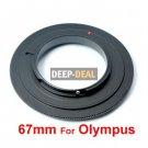 62mm Macro Reverse Adapter Ring Olympus
