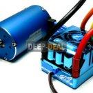 XERUN Sensored 4168SD Motor & 150A ESC + LCD Card ME239