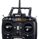WFLY WFT06II 2.4GHz 6-Channel Radio System RC AIRPLANE