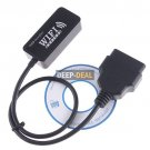 WiFi WLAN OBD2 OBD Diagnostic Interface For iPhone ipad