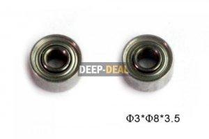 Esky 002451 Bearing (1.5*4*2mm) 2pcs
