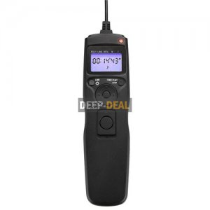 LCD Timer Remote Shutter Release for Nikon D80 D70S