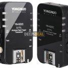 Yongnuo YN-622C Wireless TTL Flash Trigger for Canon 1100D 1000D 650D 600D 550D