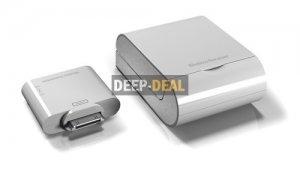 Wireless AV video output box convertor Transmitter for ipad iphone