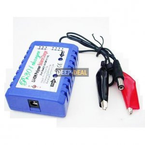11.1v & 7.4v Balance Lithium Field Charger F 2/3 CELL