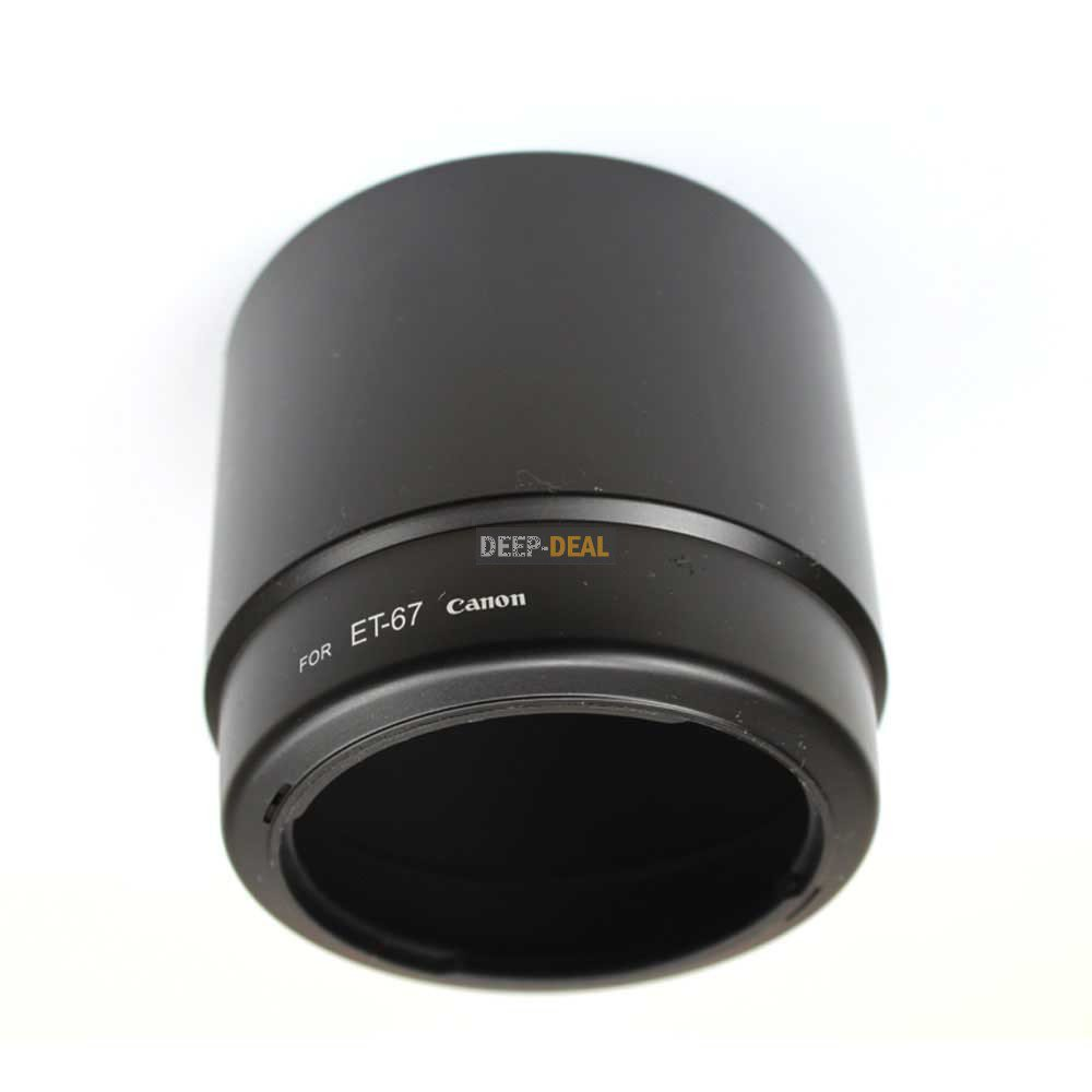 ET-67 ET67 Lens Hood for Canon EF 100mm f/2.8 Macro USM