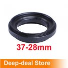 37mm-28mm 37-28 mm 37 to 28 Step down Ring Filter Adapter