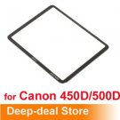 GGS LCD Optical Glass Screen Protector for Canon Rebel T1i XSi 500D 450D