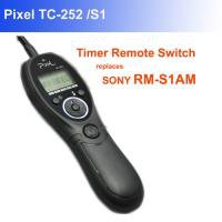 Pixel TC252/S1 Timer Remote Shutter Release SONY Minolta RM-S1AM α900 α850 α700