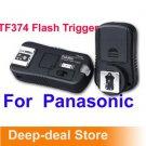 Pixel TF374 Wireless Flash Trigger Olympus Panasonic FL-50 FL-36