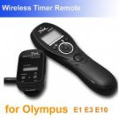 Pixel TW282/CB1 Wireless Timer Remote Shutter Release Olympus E1 E3 E10 E20 E30