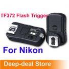 Pixel TF372 Wireless Flash Trigger Wireless Grouping Flash Trigger Control nikon