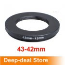 43mm-42mm 43-42 mm 43 to 42 Step down Filter Ring Adapter