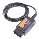 V1.4 ELM327 OBDII OBD2 Interface Car Auto Fault Diagnostic Scanner Scan  OBD-2