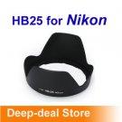 HB-25 Lens Hood for NIkon AF-S VR ED 24-120mm nikon HB25