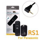 RW-221/RS1 Wireless Shutter Release Remote for Panasonic Leica GF1 GH1 G2 G1 L1