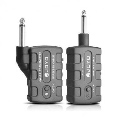 JOYO JW-01 Rechargeable 2.4Ghz Audio Wireless Digital Guitar Transmitter Receiver