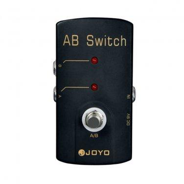 Guitar Effect Pedal A/ B Switch Effect True Bypass Design JOYO JF-30