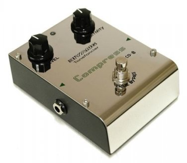 "Biyang CO-8 ""Compress"" Compressor Guitar Effect Pedal"