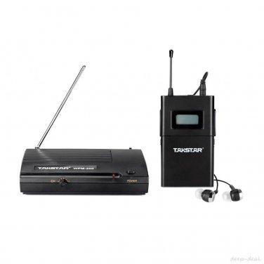Takstar wpm-200 WPM-100 Wireless Monitor System In-Ear Stere