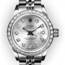 Womens Rolex Presidents watch