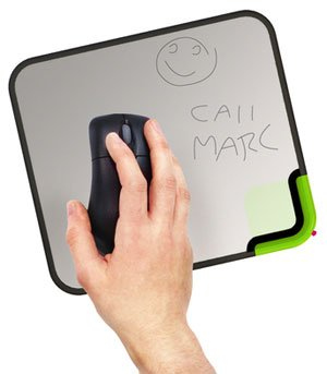 Mouse Pad (Skratch and Scroll)