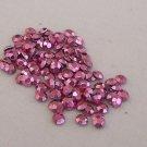 3mm Hot Fix Rhinestuds Med Pink   1gross(144pcs)