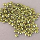 3mm Hot Fix Rhinestuds Light Green 1gross(144pcs)