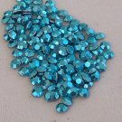 3mm Hot Fix Rhinestuds Sky Blue 1gross(144pcs)