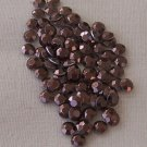 3mm Hot Fix Rhinestuds Brown 1gross(144pcs)