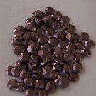 5mm Hot Fix Rhinestuds Brown 1gross(144pcs)