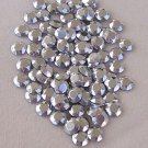 4mm Hot Fix Rhinestuds  Silver 1gross(144pcs)