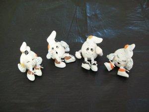 Ceramic Mini Ghosts
