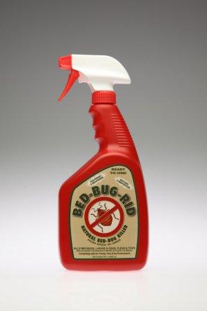 Bed-Bug-Rid BBR-300316 Safe, Natural, Organic Bed Bug 16 oz Spray
