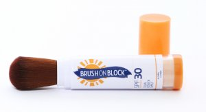 Brush On Block BOB Broad Spectrum SPF 30 Mineral Powder Sunscreen