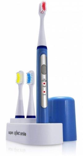 VB Beauty VB-2111 Super Sonic Smile Toothbrush Cleansing & Whitening System
