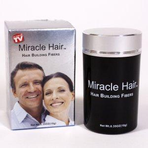 Miracle Hair® - Hair Building Fibers- 10g/30 day supply - Blonde