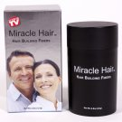 Miracle Hair® - Hair Building Fibers- 25g/75 day supply - Brown