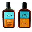 Mina Organics Skin Care Duo (Face & Body Moisturizer + Touch of Tan) 0407330